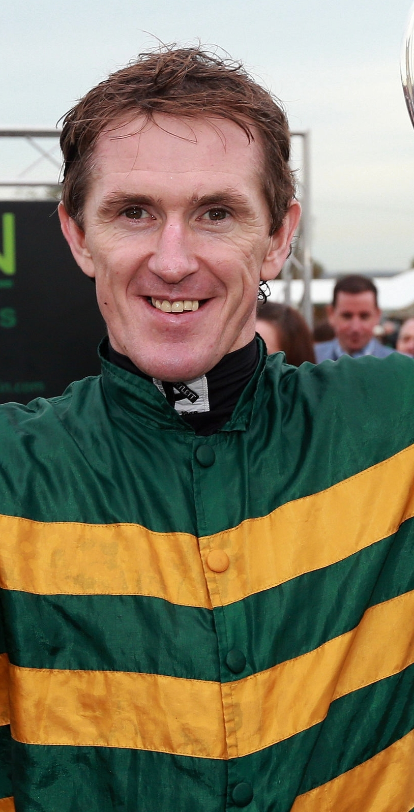 RACING: McCoy misses out
