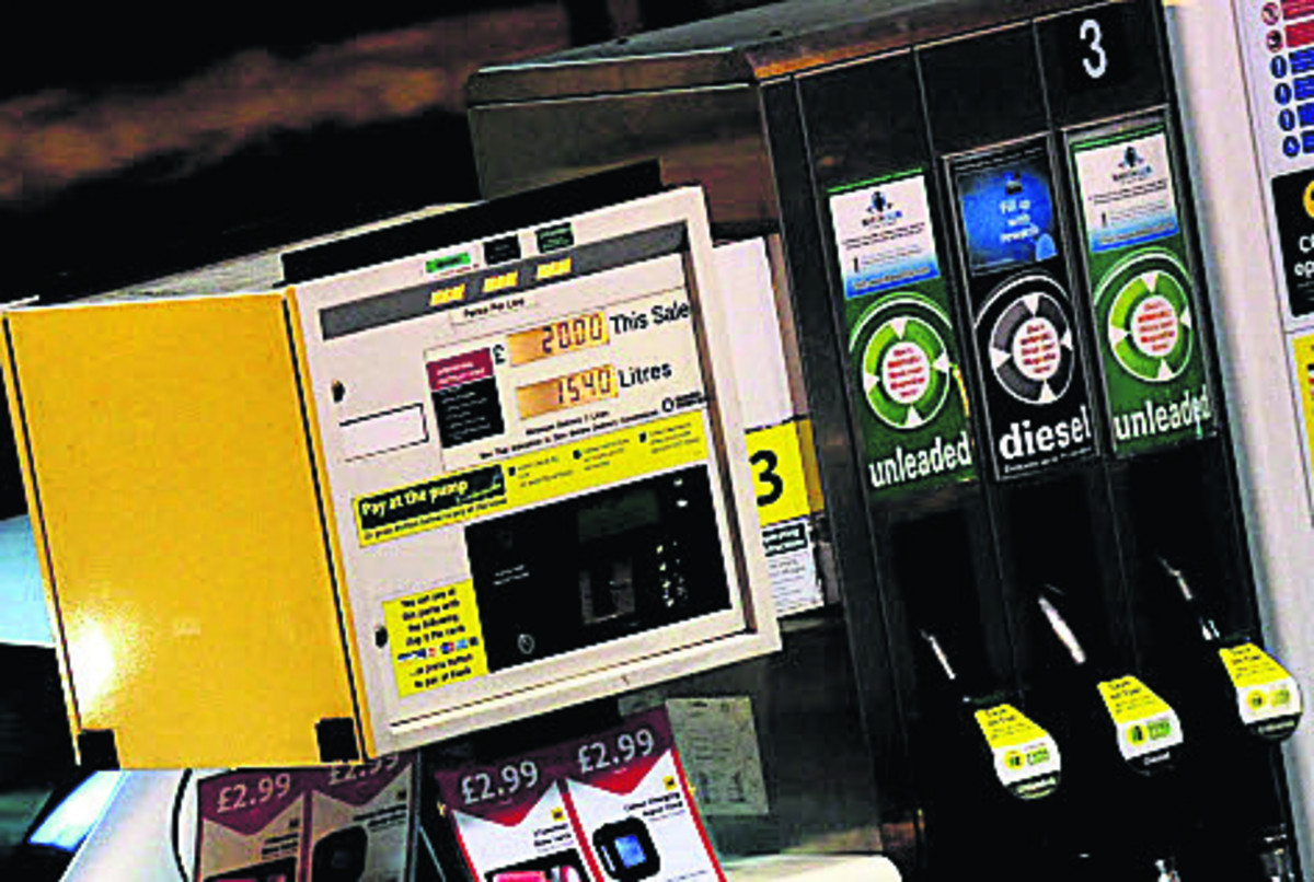 See this week's Gazette & Herald for a 5p off per litre of fuel voucher