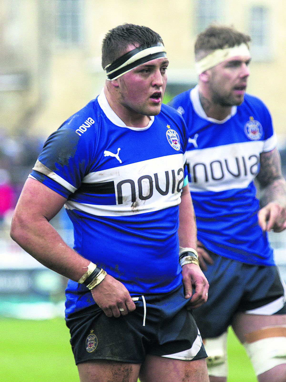Bath's Tom Dunn