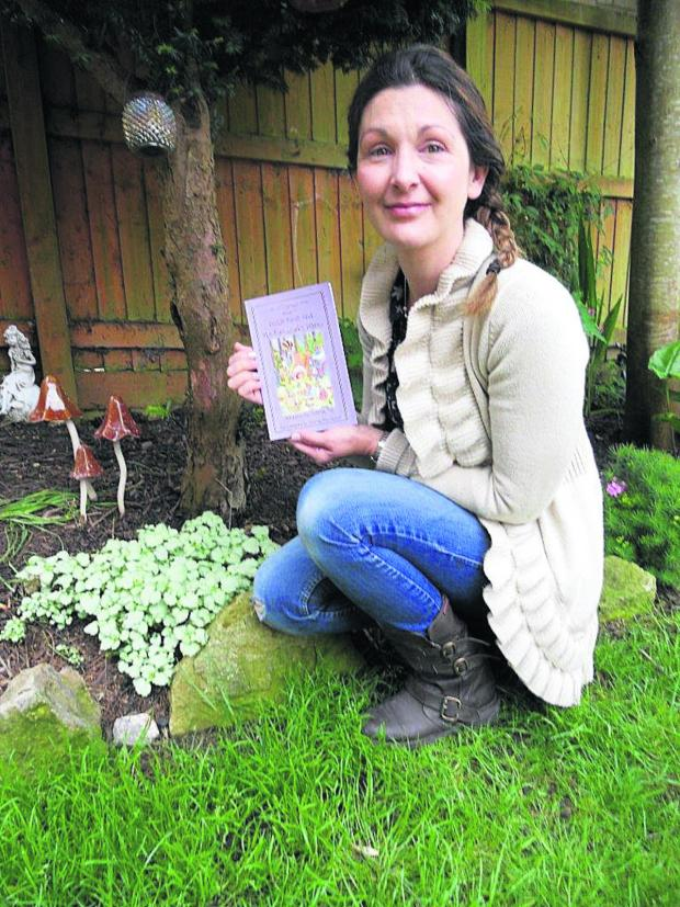 Wiltshire Times: Sarah Hill, former vet and children's author