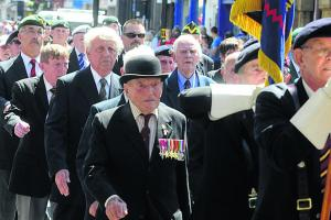 D-Day 70: Wiltshire veterans honoured at services