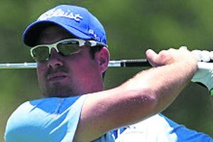 GOLF: Surry goes up against big hitters in South Africa