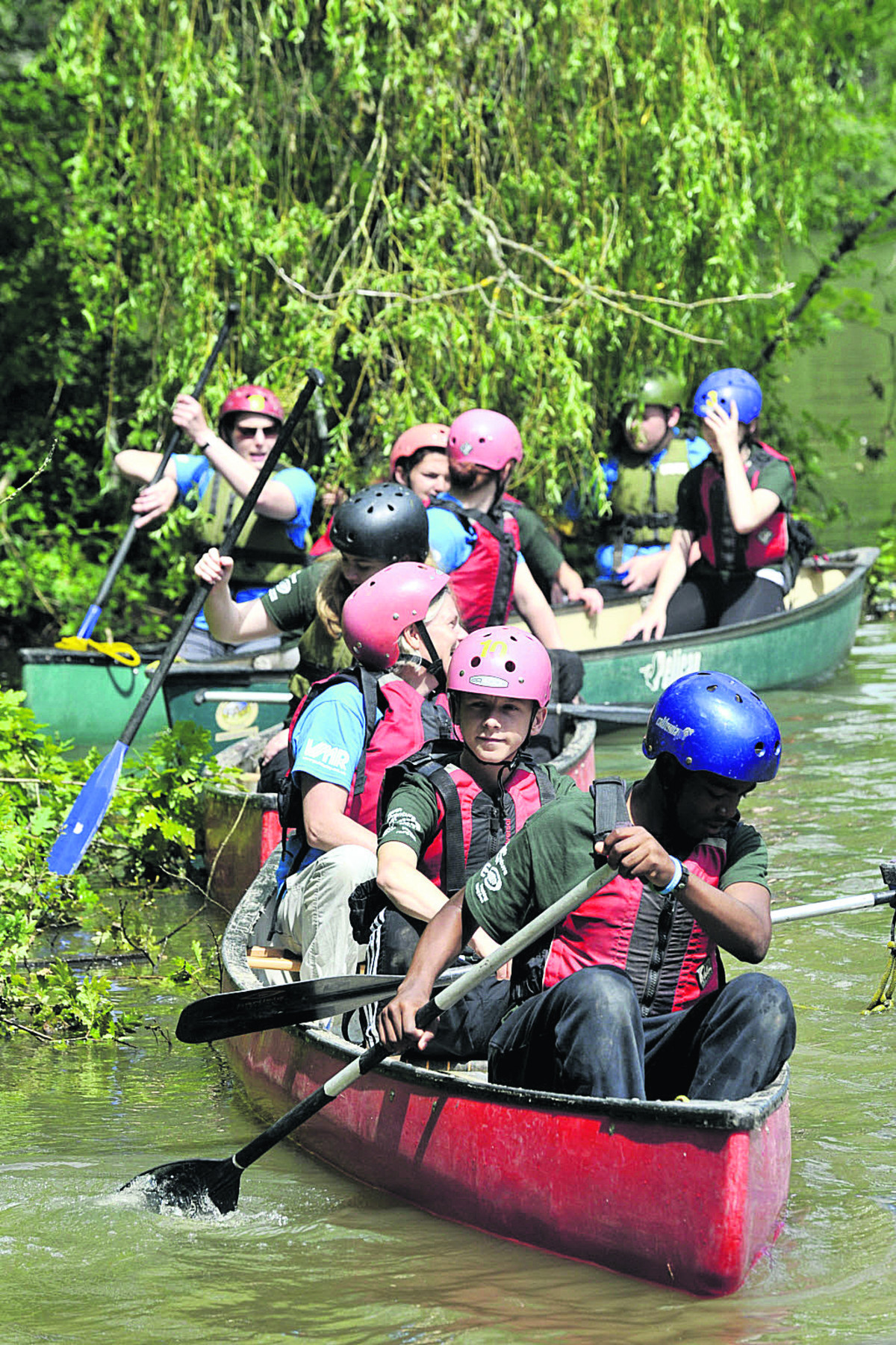 Volunteers and donations needed to help more Wiltshire children through Youth Adventure Trust