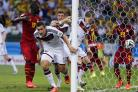 Klose closes in on World Cup scoring record
