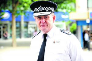 We must save £3m as government grant is cut, warns Wiltshire Chief Constable