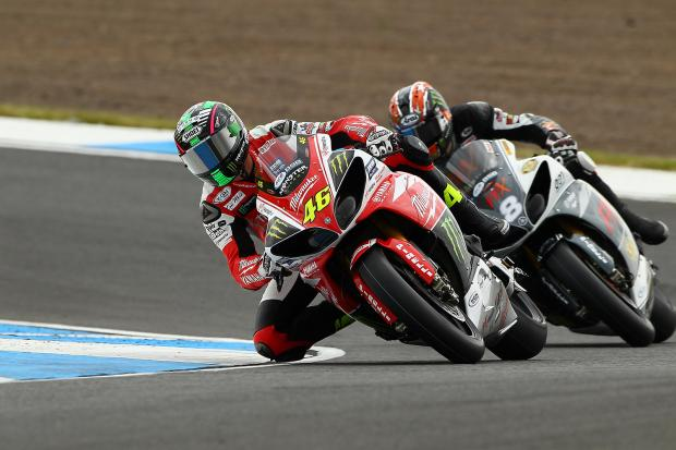 Tommy Bridewell in action at Knockhill at the weekend