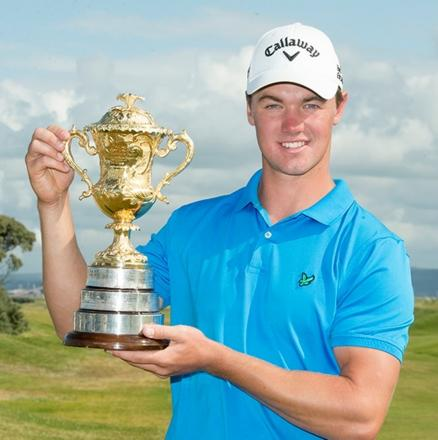Ben Stow recent won the Brabazon Trophy Picture: Leaderboard Photography