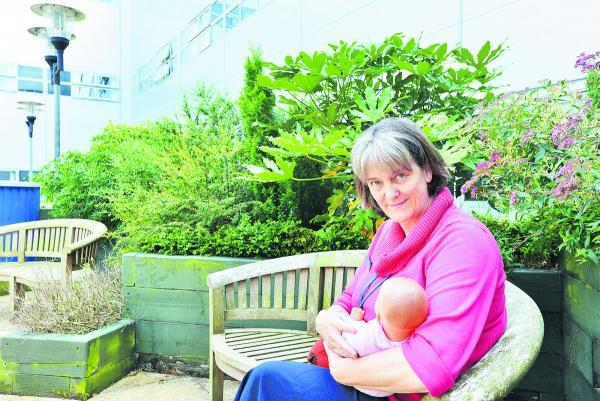 Wiltshire Times: Breast is best lands hospital maternity unit UNICEF award