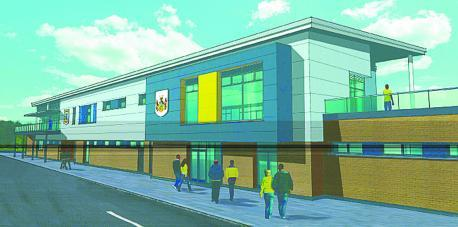 Game on: new home for football and rugby in Melksham