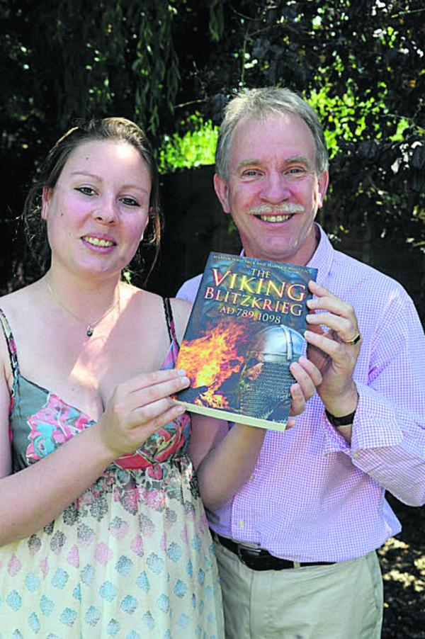 Dad and daughter from Bradford on Avon pen new book