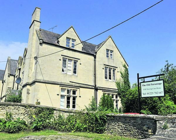 The Old Parsonage care home has been criticised in a Care Quality Commission report. Picture by Glenn Phillips