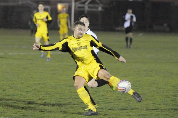 Tom Welch is back at Warminster Town this season