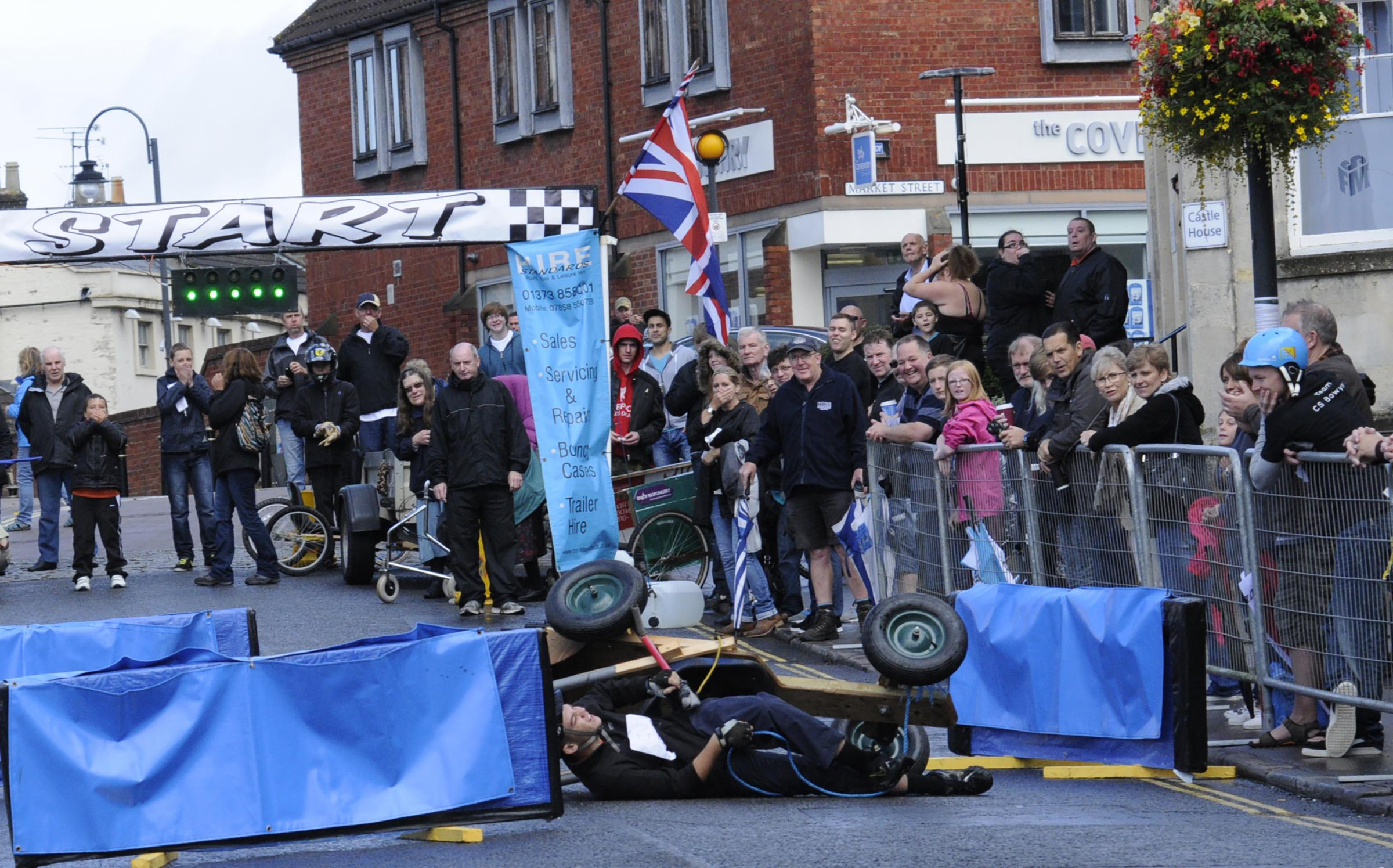Picture Gallery- Trowbridge Soapbox Derby