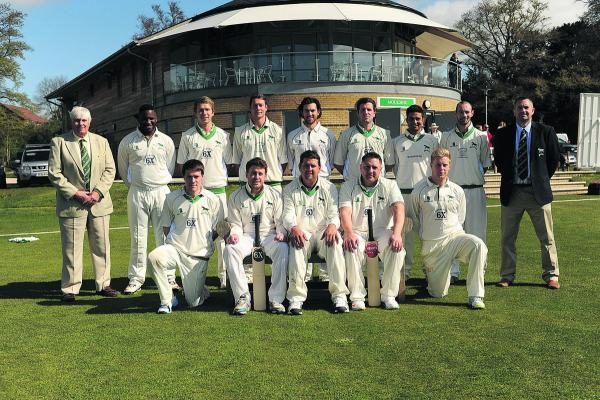 Wiltshire's 2014 squad will face Staffordshire in the county championship final at Salisbury from Sunday
