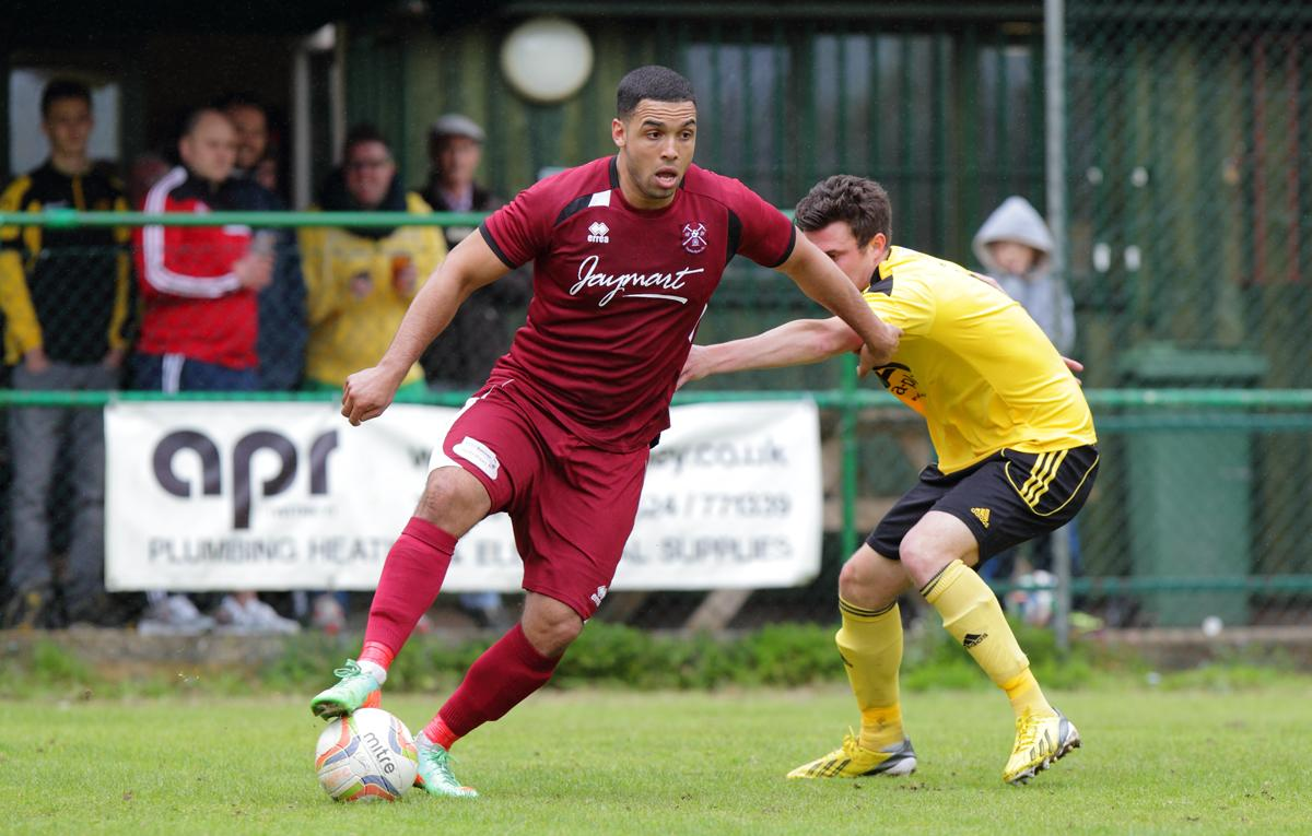 Josh Klein-Davies has joined Frome Town (Picture: Andy Fitzpatrick)