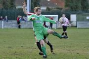 Marc Lanfear's spectacular goal proved little more than a consolation for Westbury United last weekend