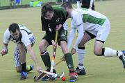 Action from West Wilts men's victory over Shepton Mallet