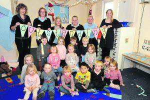 Westbury tots get gold star rating