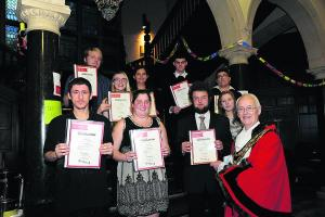 Young people show Trowbridge they've got the ability