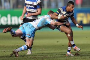 RUGBY: Ford relieved as Bath grind it out