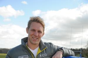 Bradford on Avon's Lewis Moody to take on North Pole charity trek
