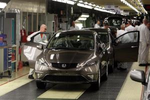 £200m investment secures thousands of Honda jobs - new Civic to be built in Swindon