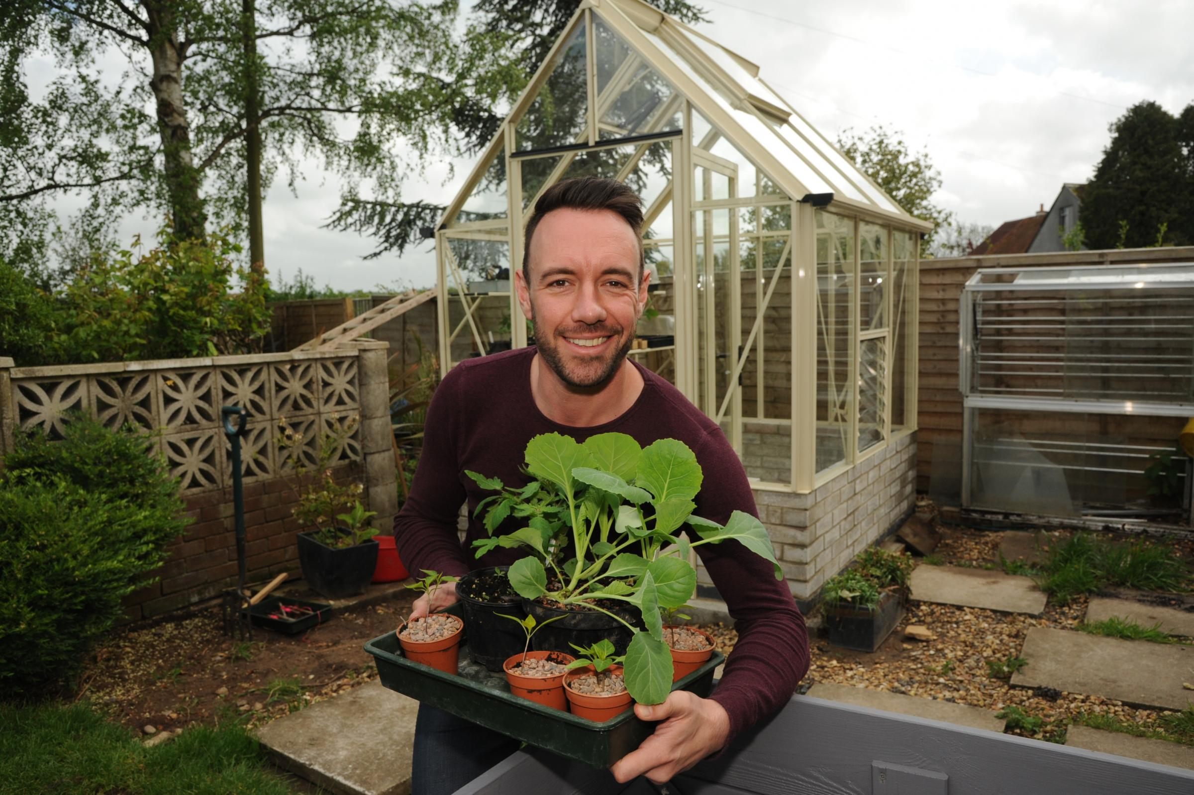 Southwick Gardener To Appear On New Bbc 2 Garden Design - garden design school devizes