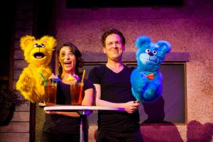 Avenue Q's puppets present challenges with attitude