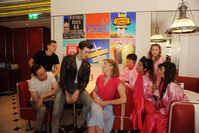 Picture Gallery: Grease the musical