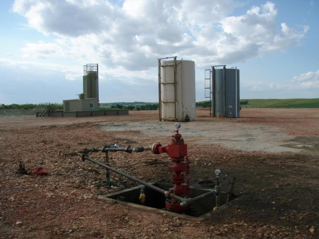 Fracking could be brought to Wiltshire. Picture by Joshua Doubek (36095506)