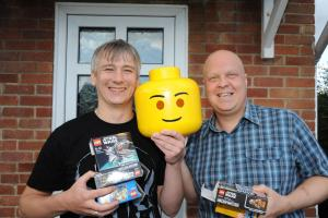 "Trowbridge cancer patient praises his ""Lego fairy"" after receiving models throughout chemotherapy treatment"