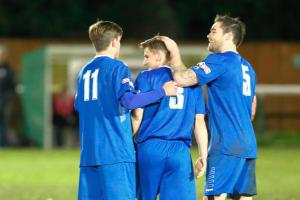 EVO-STIK LEAGUE: Collier's side wade through traffic to earn second straight win