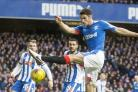 Dominic Ball misses as Rangers and Kilmarnock draw