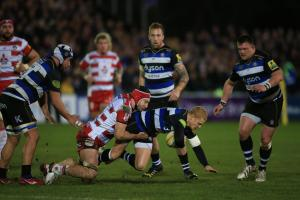 RUGBY: Ford maintains faith in struggling Bath