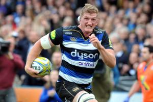RUGBY: Skipper is out to Stu up winning formula for Bath