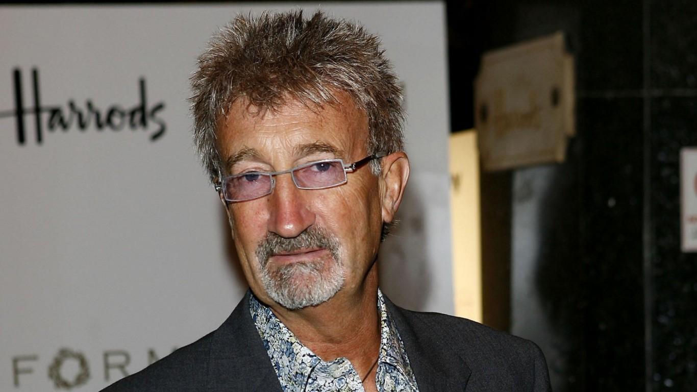 ama de casa Fraseología Regan  We need to talk about new Top Gear host Eddie Jordan's exceptionally loud  shirts | Wiltshire Times