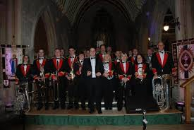 The Rotary Club of Swindon North presents Swindon Pegasus Brass