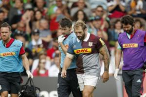 John Kingston hails replacements after Harlequins beat Saracens