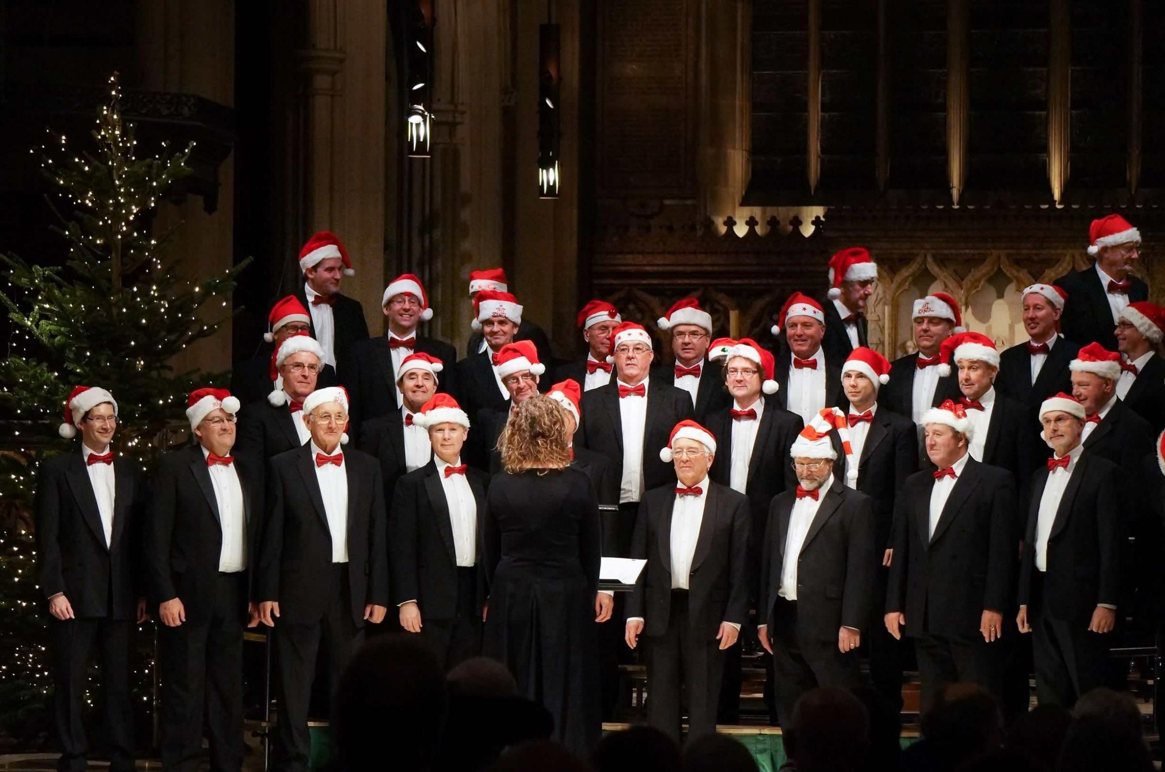 Christmas Concert in aid of the Friends of Erlestoke Prison