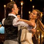 Wiltshire Times: Louise Redknapp went to Paris to prepare for her Strictly rumba and viewers are not impressed