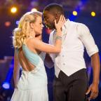 Wiltshire Times: Ore Oduba waltzes to the top of the Strictly leaderboard... again!