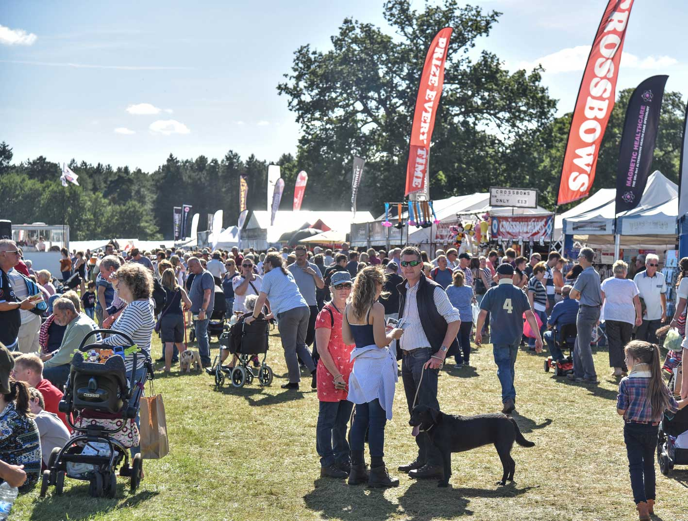 The Wiltshire Game & Country Fair