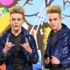 Wiltshire Times: Jedward offer flawless logic for why the CBB toilet is a mess...then get back to eating a strawberry