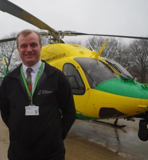 Wiltshire Times: Find out how the new Wiltshire Air Ambulance airbase site was found and details of the appeal to raise the final £1.25m here