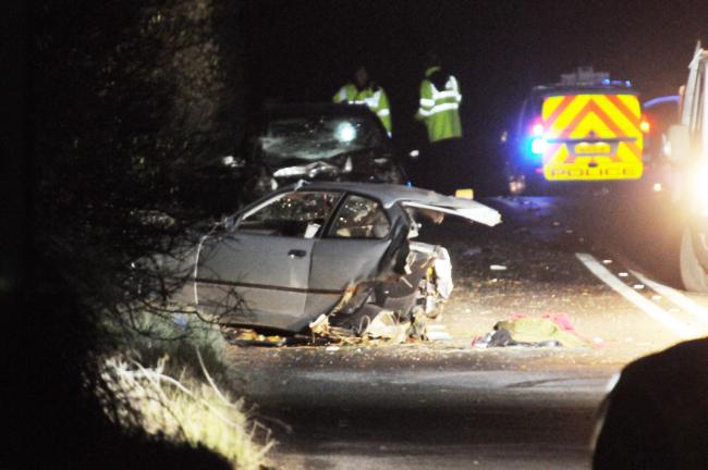 Police appeal for witnesses after crash between Devizes and