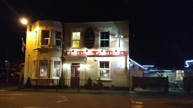 The Lion and Fiddle at Hilperton is now home to the Gurkha restaurant, serving Nepalese cuisine