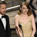 Wiltshire Times: Emma Stone casts doubt over Warren Beatty's Oscars mix-up claim