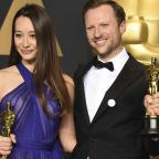 Wiltshire Times: White Helmets producer describes only British Oscar win as 'bitter-sweet'