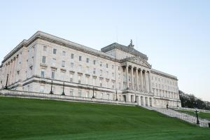 Formal Northern Ireland powersharing talks paused until after election