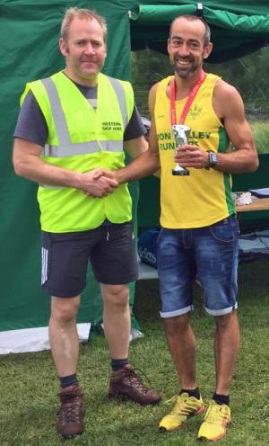 Wiltshire Times: Dilton Dash goes from strength to strength as runners flock to village